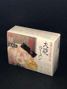 大砲ラーメン(1食)